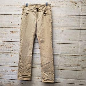 Cabi Tan Jeans